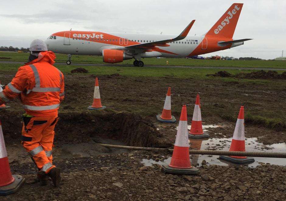 Belfast International Airport Image